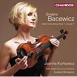 Bacewicz: Violin Concertos