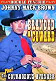 Branded a Coward & Courageous Avenger [DVD] [1935] [Region 1] [US Import] [NTSC]