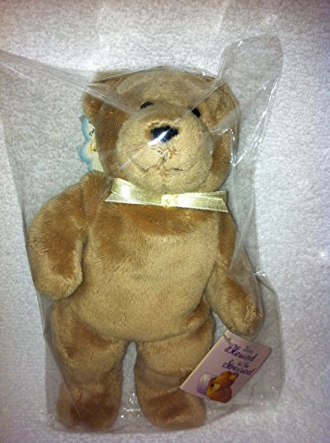 "Holy Bears, Teddy Bear, 8"" Approx Stuffed Animal, Light Brown Too Blessed to Be Stressed Bear. Melt Your Worries Away with This Supersoft Bear! Inside Hangtag: ""May You Be Blessed By the Lord, the Maker of Heaven and Earth. Psalm 115:15""."