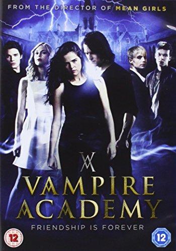 Vampire Academy [DVD] [2014] [Reino Unido]