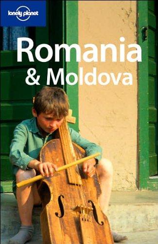 Romania & Moldova (Lonely Planet Travel Guides)