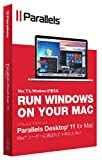 Parallels Desktop 11 for Mac Retail Box JP