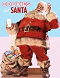 img - for Cookies for Santa (Vintage cookbooks) (2009-09-01) book / textbook / text book