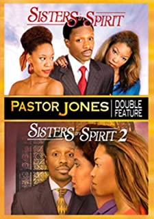 Book Cover: Pastor Jones: Sisters in Spirit - Double Feature