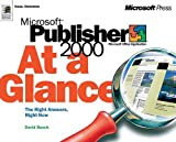 Microsoft Publisher 2000 at a Glance