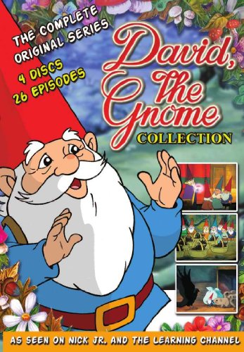 David the Gnome (4-Disc Set) (Eurekas Castle Dvd compare prices)