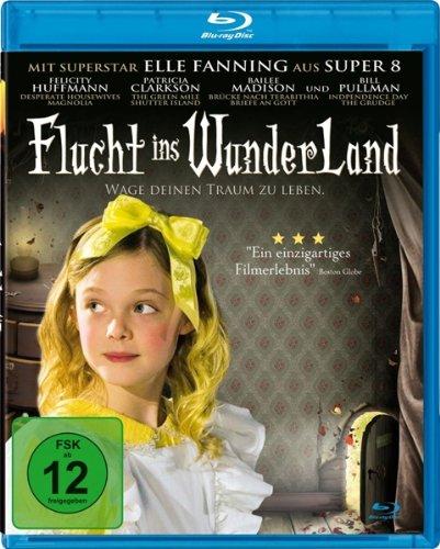 Flucht ins Wunderland [Blu-ray]