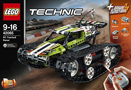 Pre Order Lego Technic Rc Tracked Racer 42065 From Japan
