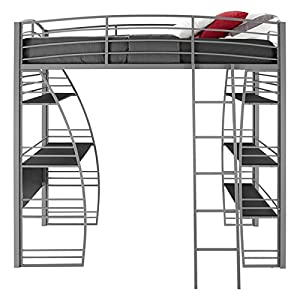 DHP Studio Twin Loft Bed