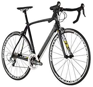 Diamondback 2012 Podium 6 Road Bike (Carbon/Yellow, 52cm)