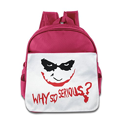 SAXON13 Kid's Fashion Pink Toy 150g Why So Joker Backpack