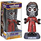 Funko: Guardianes de la Galaxia FU3961 - Figura muñeco cabeza móvil de Star Lord FU3961 - Figura Funko Guardianes de la Galaxia Star Lord (18 cm)