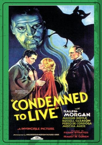 Condemned To Live Cover