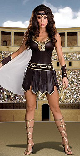 Babe A Lonian Warrior Queen Adult Costume Size:Large