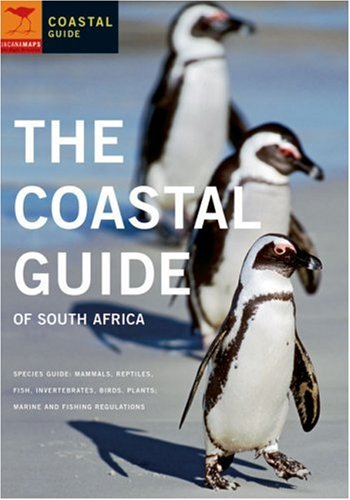 The Coastal Guide of South Africa (Jacanamaps Coastal Guides)
