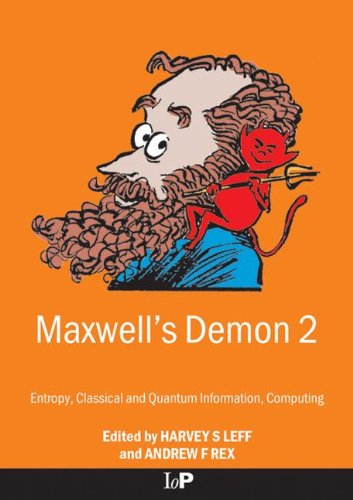 Maxwell's Demon 2 Entropy, Classical and Quantum...