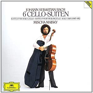 Bach, J.S.: 6 Suites for Solo Cello