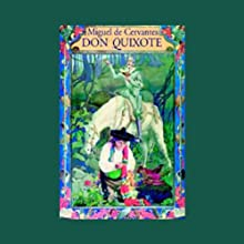 Don Quixote Audiobook by Miguel de Cervantes, Tobias Smollett (translator) Narrated by Robert Whitfield