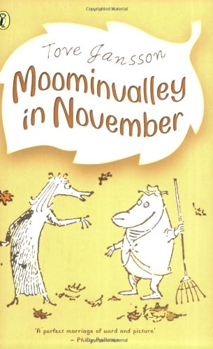 Moominvalley in November (Puffin Books)