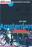 echange, troc Dominique Auzias, Jean-Paul Labourdette, Collectif - Le Petit Futé Amsterdam
