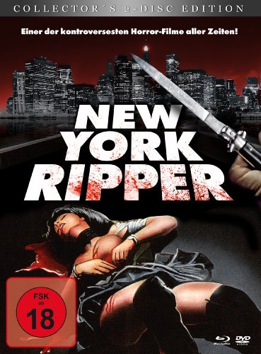 New York Ripper Collector's 2-Disc Special Edition [Blu-ray] [Collector's Edition]