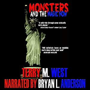 Monsters and the Magic Now Audiobook