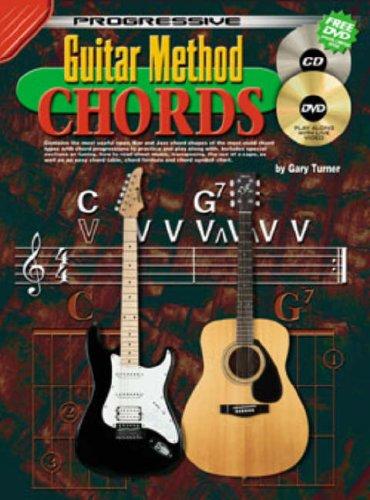 Download CP69066 - Progressive Guitar Method - Chords Pdf (By Gary ...