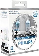 Comprar Philips 12342WHVSM bombilla para coche - bombilla para coches (60W, H4, Halógeno)