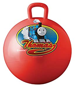 Ball Bounce & Sport Thomas The Tank Hopper (Styles and Colors May Vary)