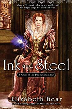 "Cover of ""Ink and Steel: A Novel of the P..."