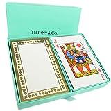 (ティファニー) Tiffany & Co. トランプ カード 2セット 箱付き 17579eSaM 中古
