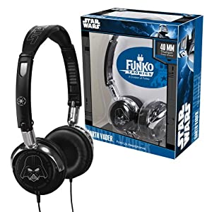 Funko Darth Vader Fold-Up Headphones