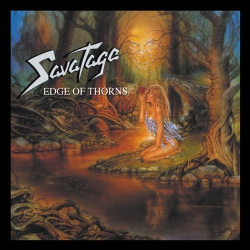 Edge Of Thorns by Savatage (2002-06-03)