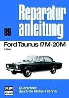 Reparaturanleitung: Ford Taunus 17 M / 2...