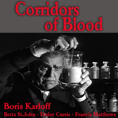 Corridors Of Blood - 1958