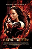 Posters: The Hunger Games Poster - Catching Fire, One Sheet (36 x 24 inches)
