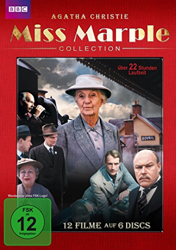 Miss Marple - Die komplette Serie (Gesamtedition) (6 DVDs)