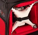 Drone-Quadcopter-Backpack-Carrying-Case-For-DJI-P4-P3A-P3P-DJI-Phantom-4-Phantom-1-2-3-Advanced-Professional-Quadcopter-4K-UHD-Video-Camera-and-Similar-Models-BlackRed
