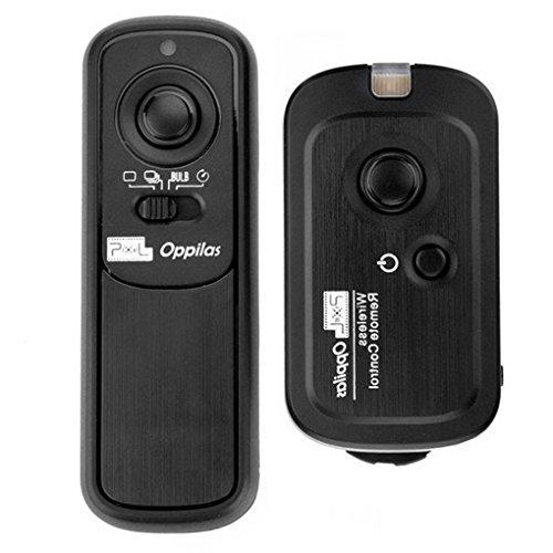 PIXEL RW-221/E3 Wireless Shutter Remote Control Release for Canon EOS 1300D/1100D/1000D/750D/700D/650D/600D/300D/60D/Powershot G10/G11/G12/G1X/SX50/700D (Canon Sx50 Hs Remote compare prices)