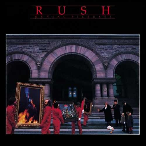 Album Art for Moving Pictures by Rush