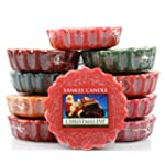 Yankee Candles� - Pack de 10 Bougies...