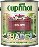 Cuprinol Garden Shades 1L Terracotta