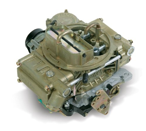 Holley 0-80319-1 600 Cfm Marine Four Barrel Performance Vacuum Secondary Electric Choke Carburetor