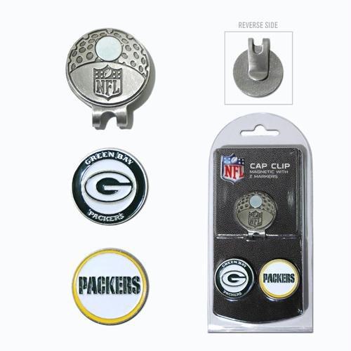 Team Golf NFL Green Bay Packers - Cap Clip