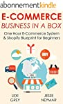E-COMMERCE BUSINESS IN A BOX: One Hou...