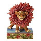 Disney Traditions Simba Can't Wait To Be King Sculpture