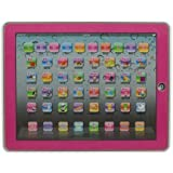 Eastvita Y-pad Ypad PINK Color English Computer Table Learning Education Machine Tablet Toy Gift for Kids Children