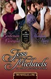 No Gentleman for Georgina / A Marquis For Mary (The Notorious Flynns) (Volume 4)