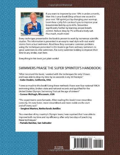The Super Sprinter's Handbook
