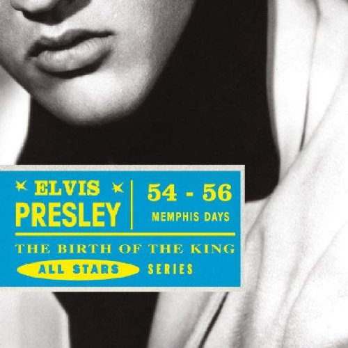 The-Birth-of-the-King-1954-1956-Elvis-Presley-Audio-CD